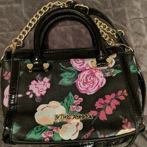 Small Betsey Johnson purse
